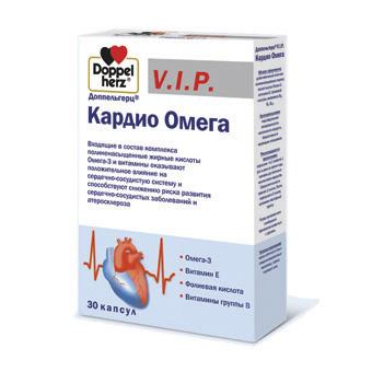 омега инструкция кардио v.i.p доппельгерц
