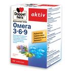 Новый продукт: Доппельгерц® актив Омега 3-6-9.